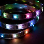 Holdbare LED strips bestilles online